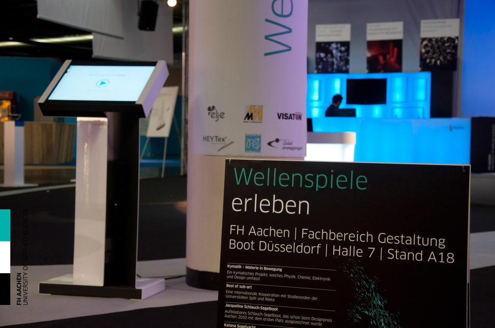 Messe-Boot 2011