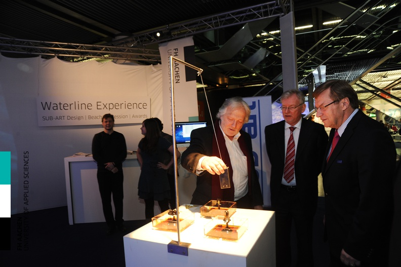 Messe-Boot 2012